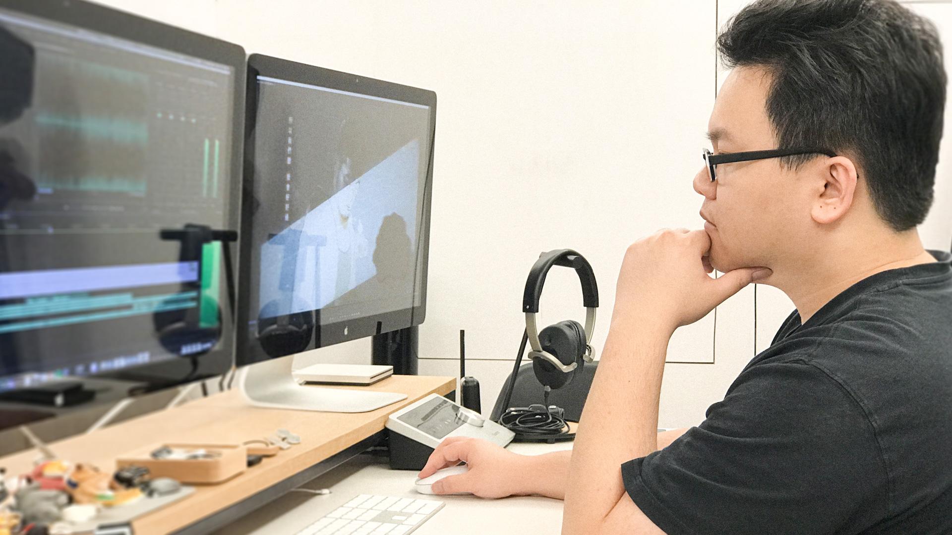 二棲設計 導演兼負責人 林呈軒