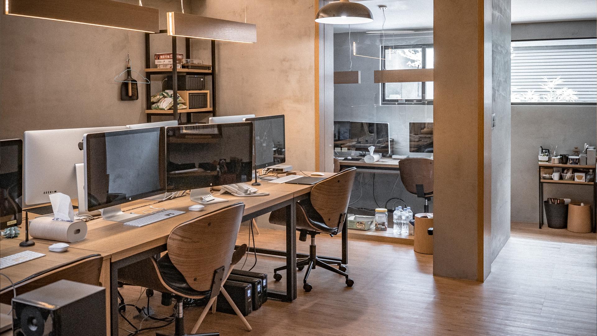 二棲設計工作室辦公室