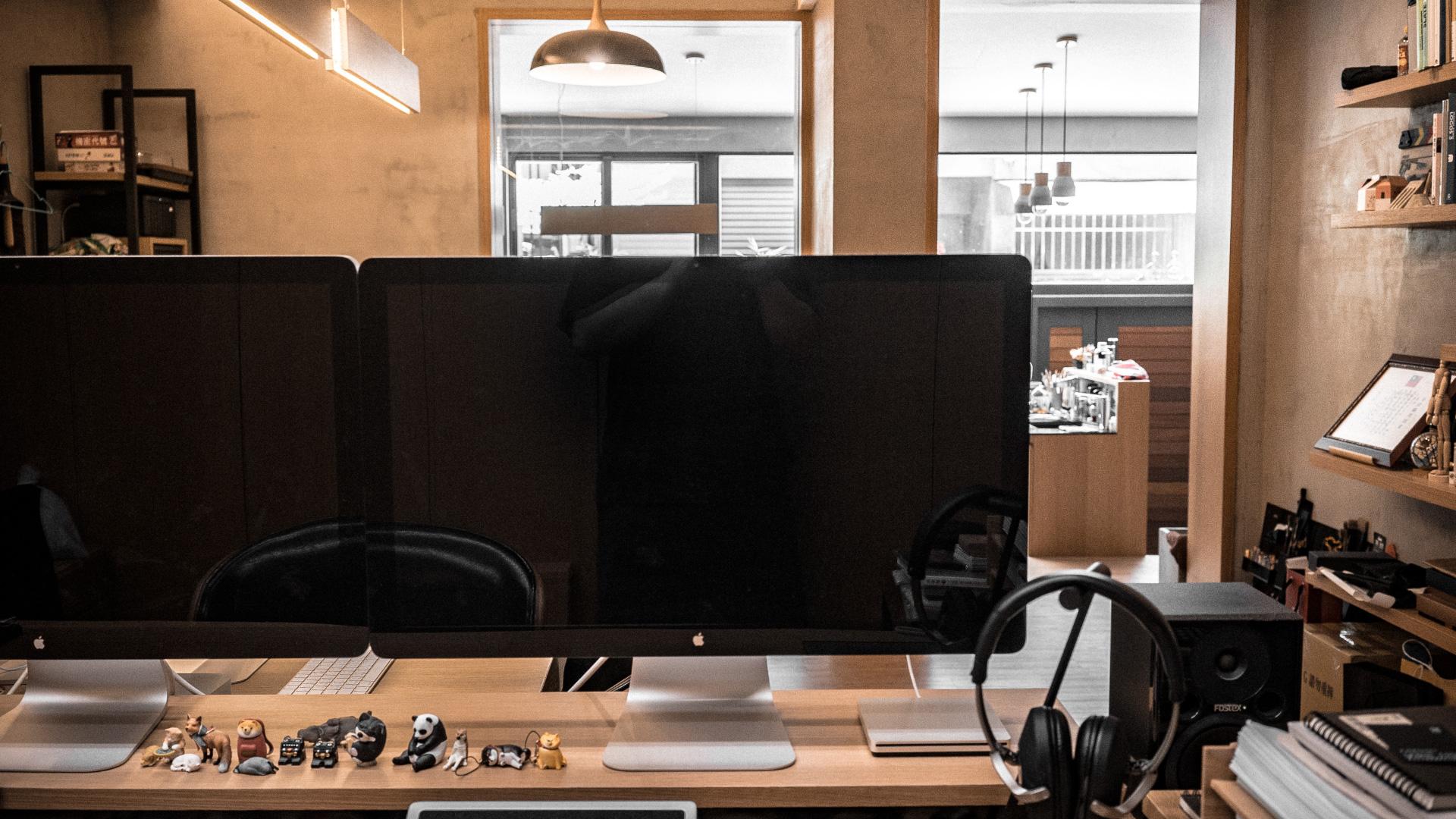 二棲設計工作室 辦公室一隅