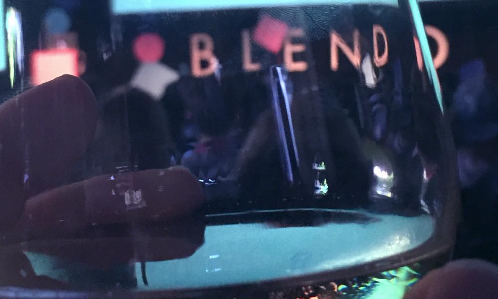 Blend-end