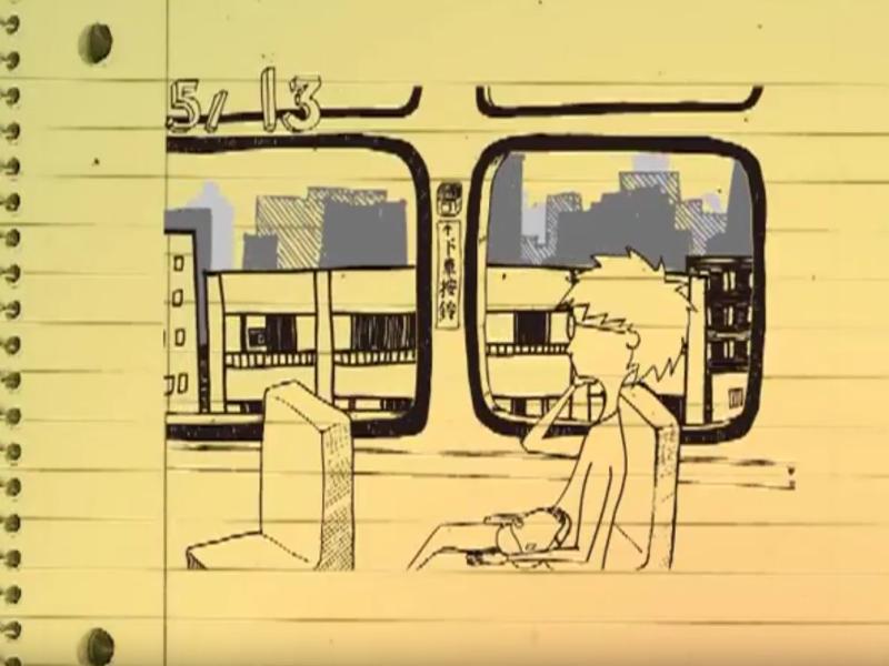 大學時期用最克難的方式完成一支動畫 MV