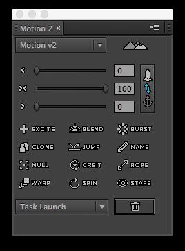 Motion v2 的介面